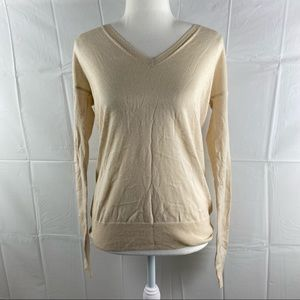 Country Road Long Sleeve Wool/Silk Top Size XS